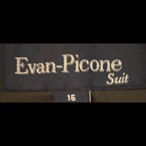 Evan Picone Suit Jacket